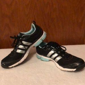 Adidas Womens 7.5 Memory foam torsion system